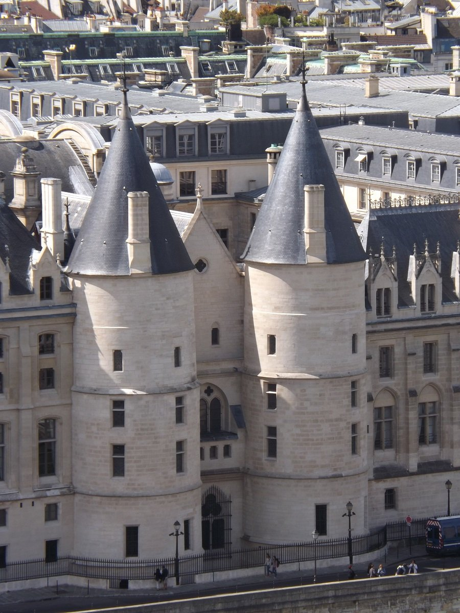 tours conciergerie