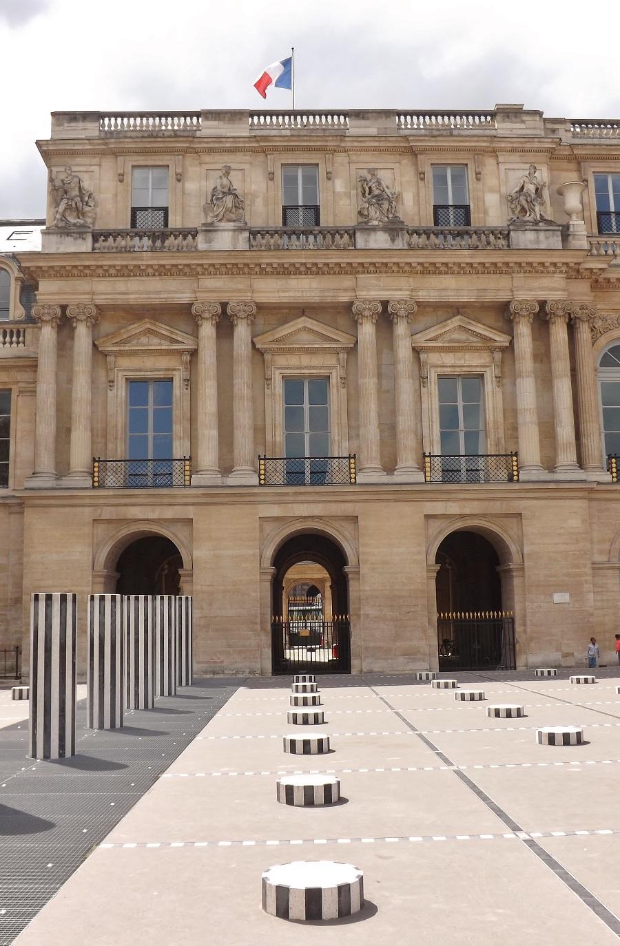 cour d'honneur palais royal