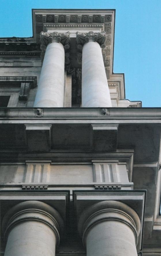 élévation façade st eustache