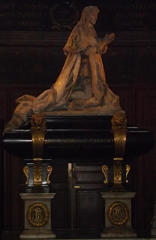 mausolée colbert