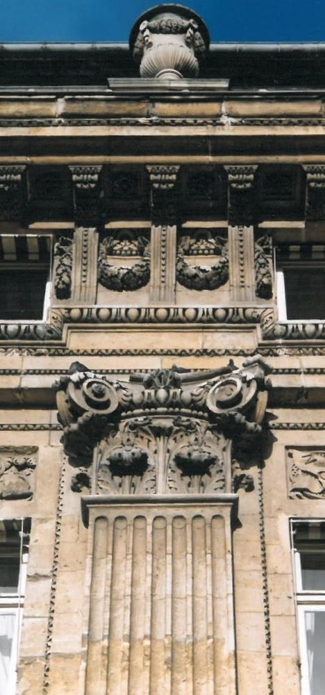 palais royal galeries détail