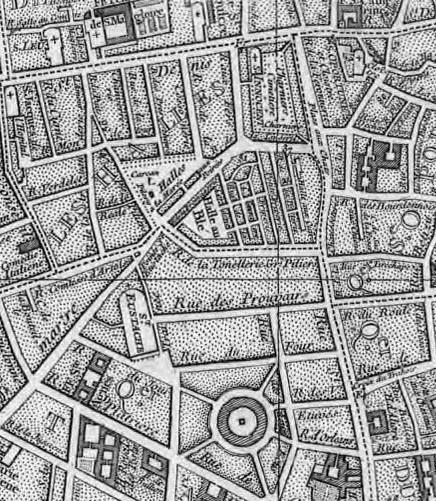 plan jaillot 1762