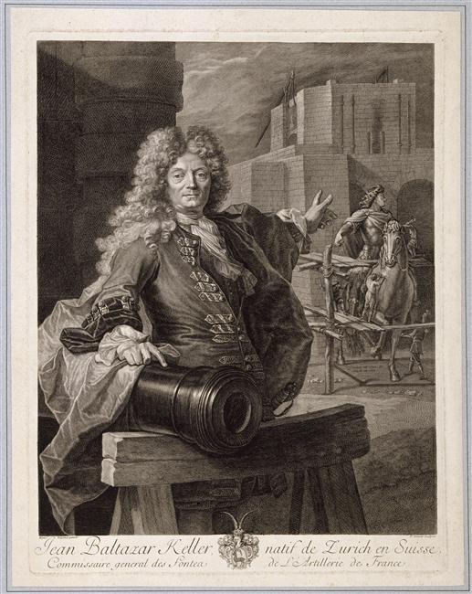 portrait de keller